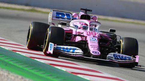 El 'copia y pega' de Racing Point que toca la moral de McLaren y Renault