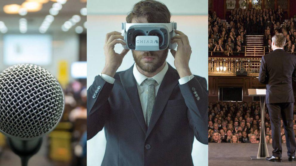 Así aprenden los directivos del Ibex a hablar en público: esta 'startup' española les enseña