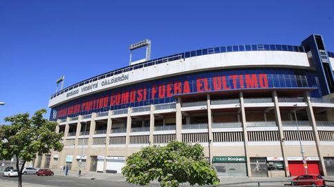 La final de la Copa del Rey se disputará en el Vicente Calderón