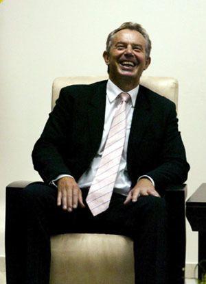 Blair, chino de adopción cambio de 330.000 dólares