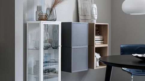 El mueble de Ikea para mantener el orden de forma elegante es esta nueva vitrina