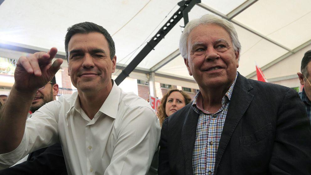 Sánchez respeta la posición de González pero no le desmiente
