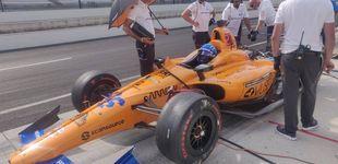 Post de Fernando Alonso y McLaren empiezan a ver la luz al final del túnel al cuarto día