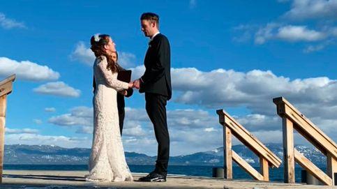 Una novia pierde su anillo de boda en el momento de dar el sí quiero en un lago