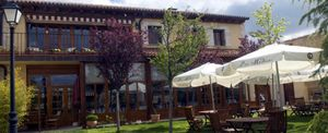 La casona más tranquila y sabrosa de Valladolid
