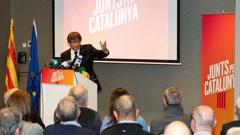 Puigdemont pide votar el 21D contra el mccarthismo y supremacismo español