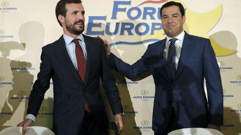 El acuerdo entre Génova y Andalucía para evitar la guerra en el PP de Sevilla se aleja