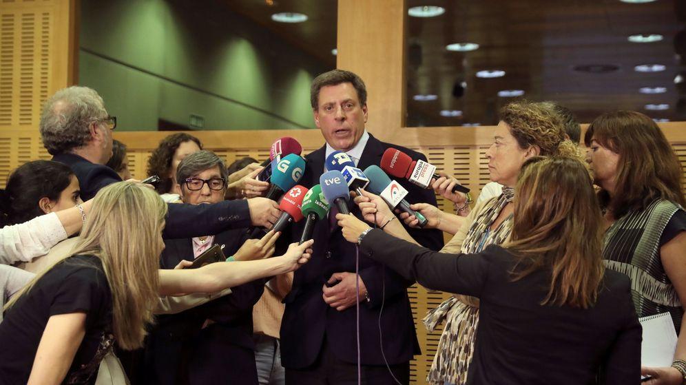 Foto: Juan Carlos Quer, padre de la joven Diana Quer. (EFE)
