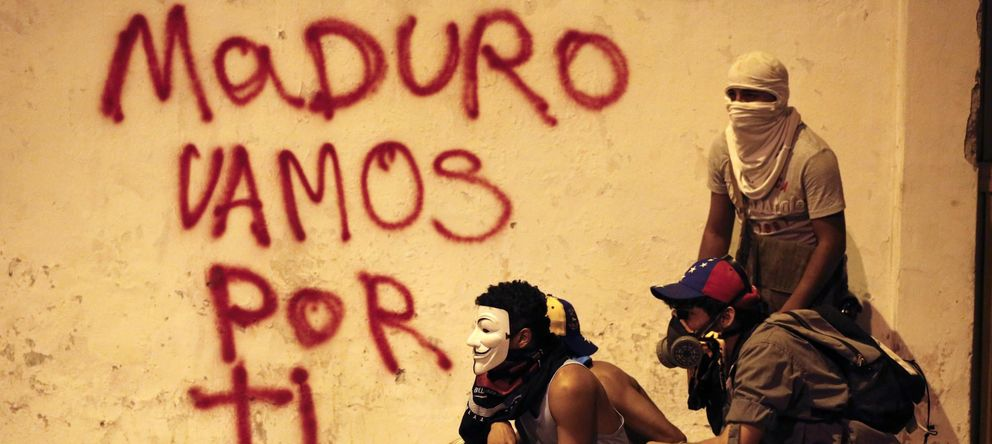 Foto: La violencia política se agrava en Venezuela