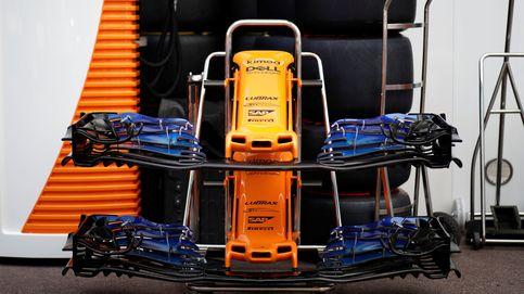 McLaren entra en el ciclismo el mismo día que desaparece el todopoderoso Sky