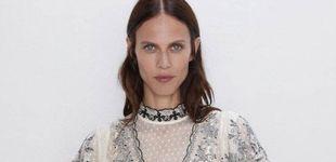 Post de El vestido corto edición limitada más bonito del mundo está en Zara