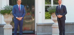 Post de Rutte avisa a Sánchez sobre el fondo europeo: