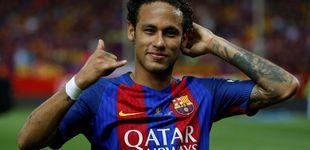 Post de La liosa horquilla del sueldo de Neymar si ficha por el Barcelona