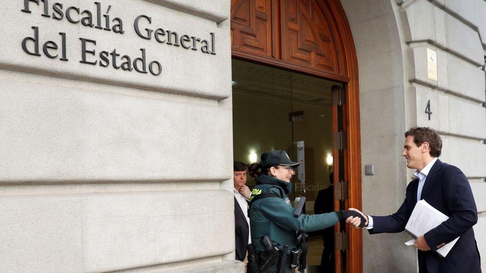 Cs denuncia ante la Fiscalía injurias, amenazas y odio en el acto de Rentería