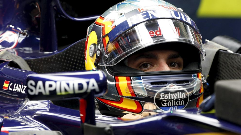Un 'piñazo' acabó aumentando el caché de Carlos Sainz en la Fórmula 1