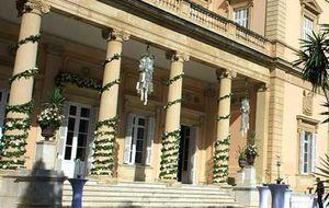 El príncipe de Asturias, testigo en la boda de su amigo Álvaro Fuster con Beatriz Mira