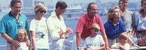 Foto: Las 'amistades peligrosas' del Rey Juan Carlos