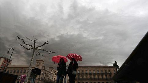 ¿Dónde está el buen tiempo? Lluvias torrenciales y granizo
