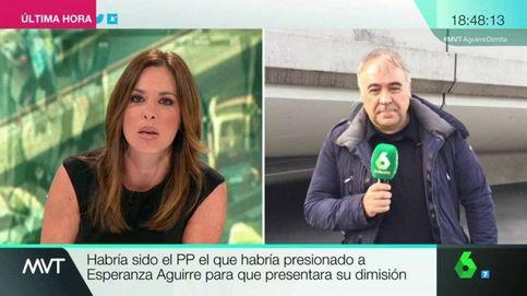 La corrupción, clave en la remontada de La Sexta frente a Cuatro en mayo