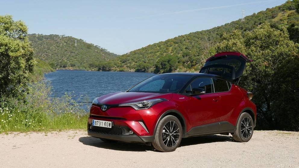 Toyota CH-R, un híbrido muy llamativo que sorprende por todo