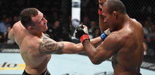 Post de UFC: la sorpresa del noruego Hermansson que hizo sangrar a Jacaré