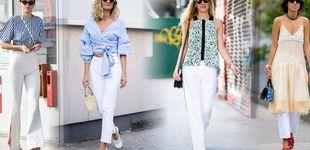 Post de Guía práctica para llevar pantalones blancos en cualquier ocasión