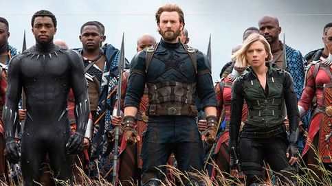 'Vengadores: Infinity War': el piso patera de Marvel  está a punto de reventar