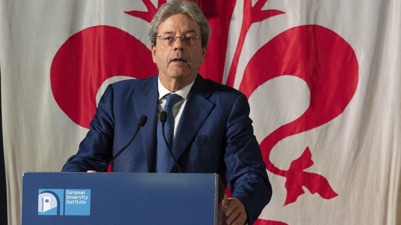 Réquiem por Italia: Paolo Gentiloni advierte del peligro de la 'supercoalición populista'