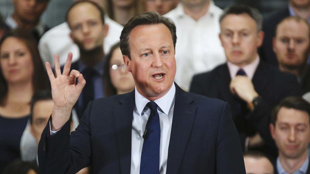 Foto: El primer ministro británico, David Cameron. (Reuters)