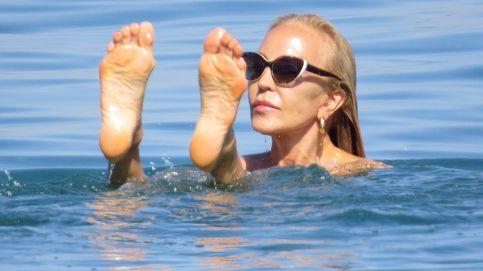 Si quieres ser vip, aprende a veranear como Carmen Lomana en Marbella