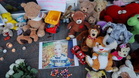 Acusan a dos policías borrachos de matar a un niño de 5 años en Ucrania
