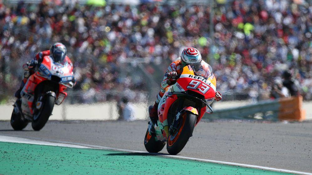 Foto: Gran Premio de Aragón 2018. (Reuters)