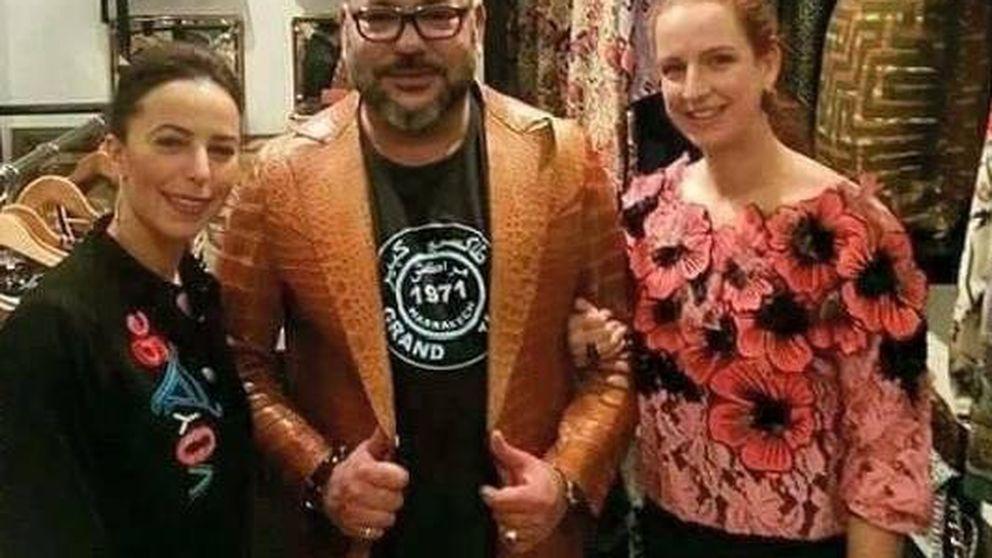 El moderno y atrevido estilo de vestir del rey Mohamed de Marruecos