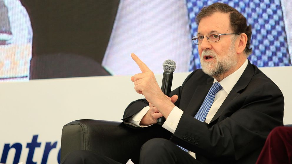 Vuelve Rajoy para hablar de su libro
