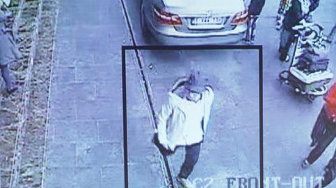 El recorrido de dos horas del 'terrorista del sombrero' tras atentar en Bruselas