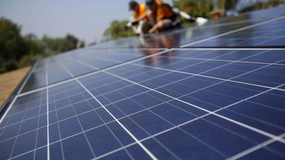 Foto: Placas solares (Foto: EFE)