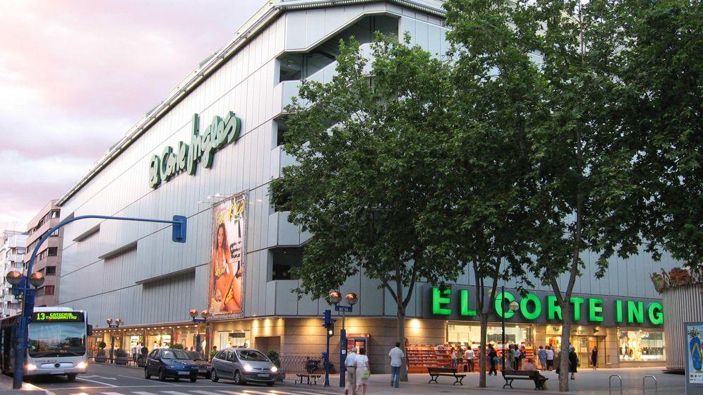 Foto: Uno de los centros comerciales de El Corte Inglés.