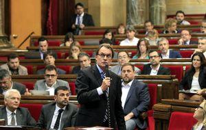 Mas encarga un dossier de agravios a Cataluña que guíe a la independencia