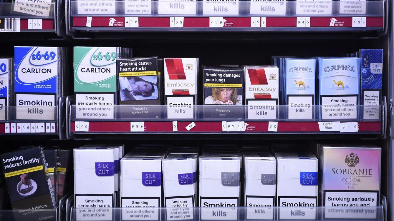 Francia prohibirá varias marcas de tabaco que dan la sensación de que fumar es chic