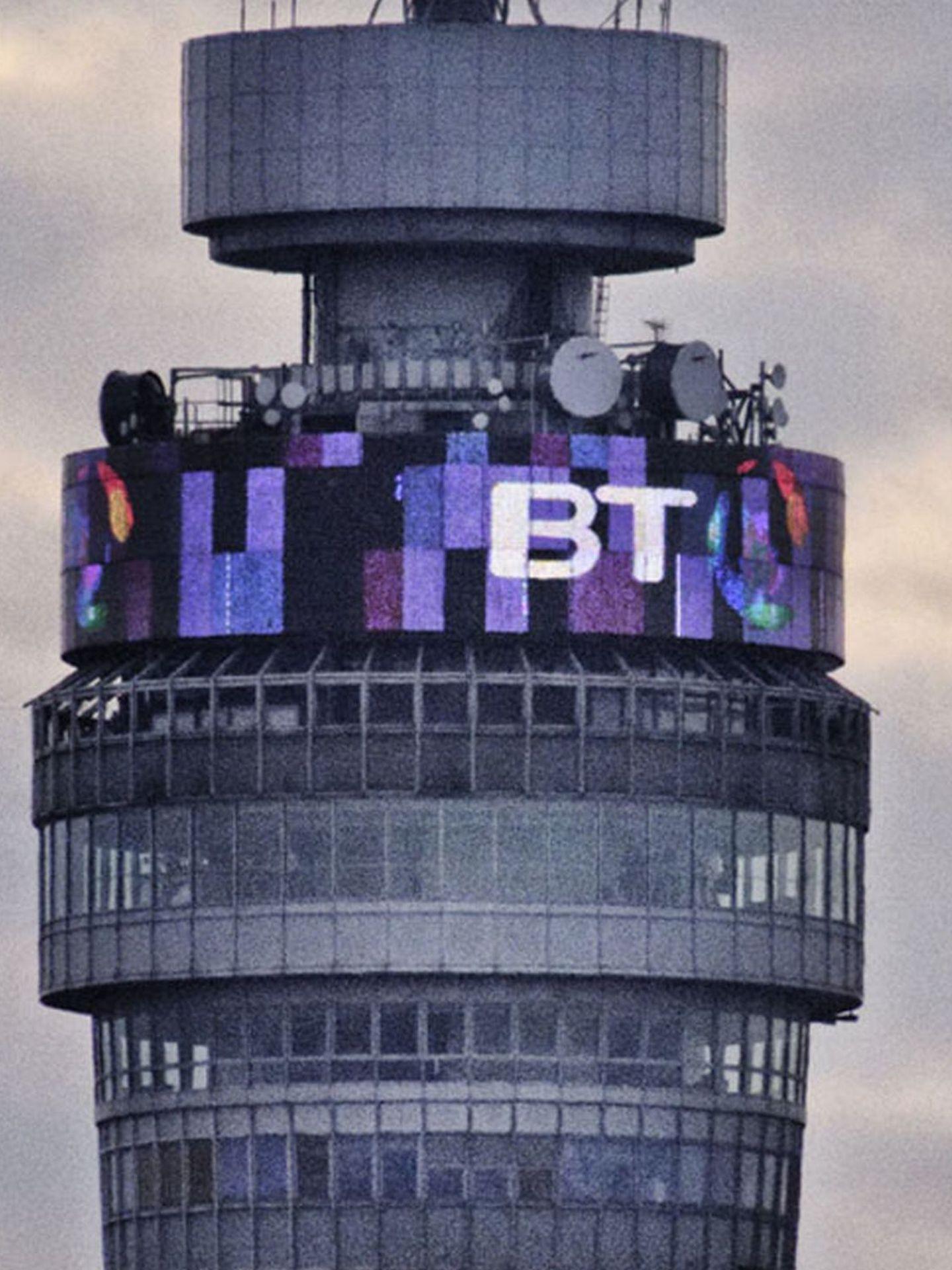 Torre de British Telecom.