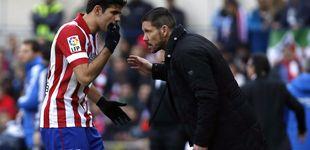 Post de El baile de Diego Costa acelera la renovación de Simeone por el Atlético