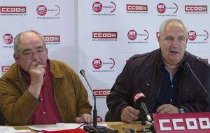 Pastrana 'fichó' para la cúpula de UGT-A a su actual líder tras su ayuda