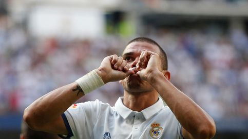 Pepe tiene la mosca detrás de la oreja con su renovación por el Real Madrid