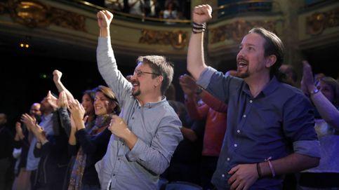 La jugada de Iglesias: repetir elecciones con Domènech de 'president'