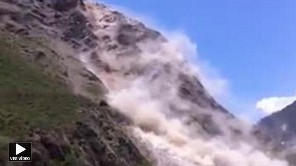 Foto: Infierno en Nepal: ocho temblores en dos horas dejan 60 muertos y 2.000 heridos