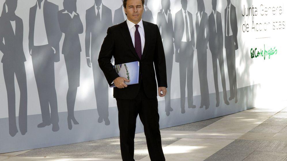 Foto:  Fotografía facilitada por El Corte Inglés de su presidente, Dimas Gimeno. (EFE)