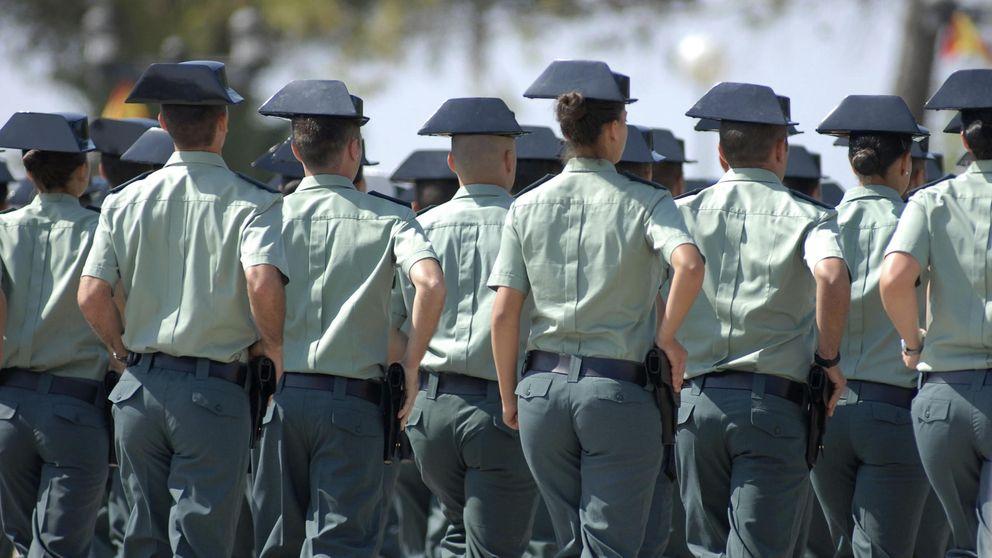 Los guardias civiles quieren que se les deje de llamar 'inútiles'