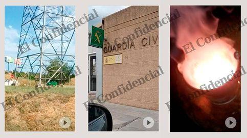 Los vídeos de los objetivos de los CDR: el Gobierno Militar, la Comandancia y la Fiscalía