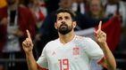 Irán - España: ejercicio de paciencia resuelto con un gol de rebote de Costa