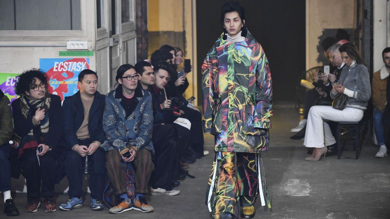 El desfile de Palomo Spain en la Paris Fashion Week